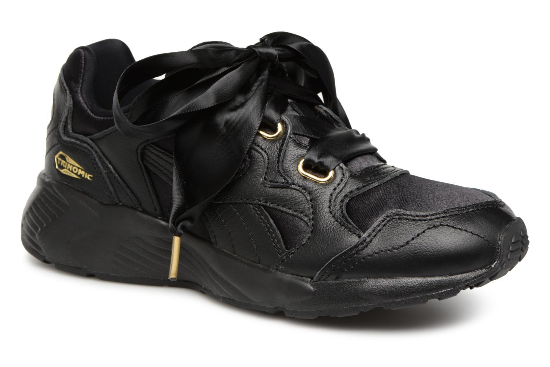 factory price 124c6 84373 Zapatos promocionales Puma Prevail Heart Satin Wn s (Negro) - Deportivas  Venta de liquidación de