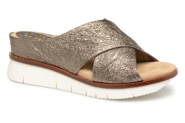 Zapatos promocionales Unisa Bartali (Oro y bronce) - Zuecos   Venta de liquidación de temporada