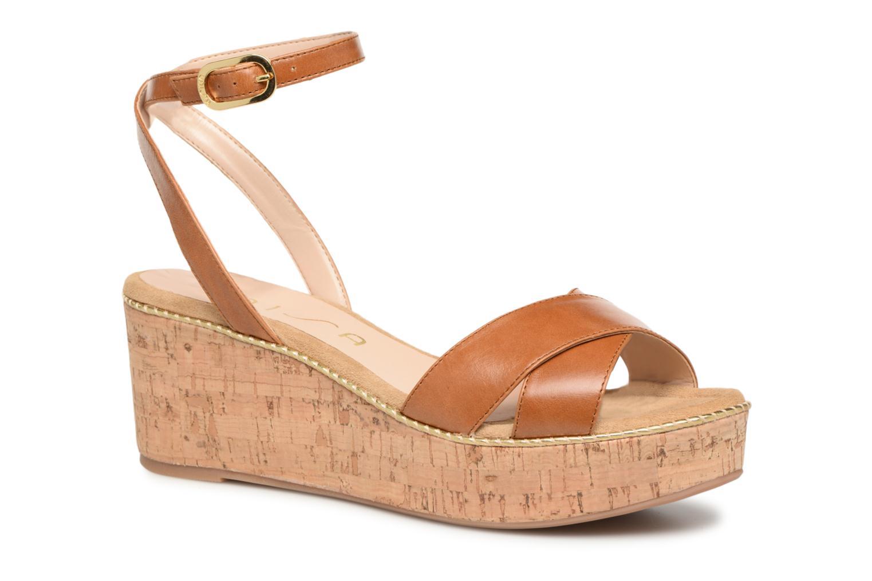 Zapatos promocionales Unisa Kandor (Marrón) - Sandalias   Zapatos casuales salvajes