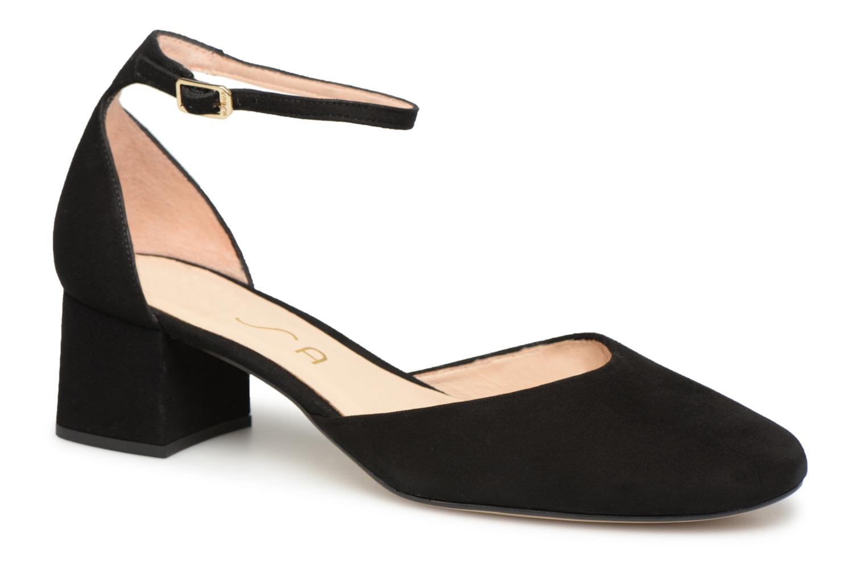 Grandes descuentos últimos zapatos Unisa Kido (Negro) - Zapatos de tacón Descuento
