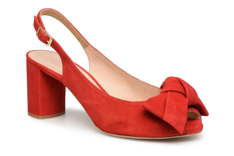 Zapatos promocionales Unisa Ligur (Rojo) - Zapatos de tacón   Los últimos zapatos de descuento para hombres y mujeres