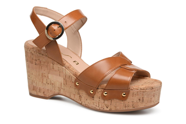 Grandes descuentos últimos zapatos Unisa Nuezo (Marrón) - Sandalias Descuento