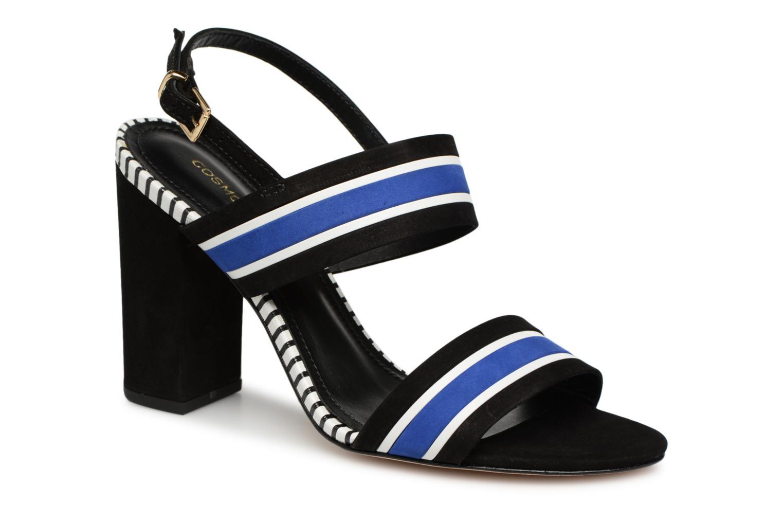 Zapatos promocionales COSMOPARIS Kaji (Negro) - Sandalias   Cómodo y bien parecido