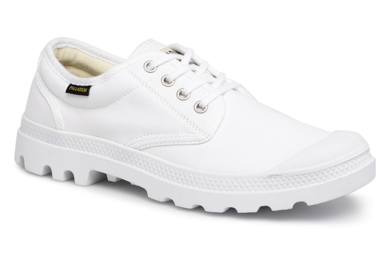 Grandes descuentos últimos zapatos Palladium Pampa Ox (Blanco) - Deportivas Descuento