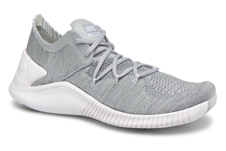 Grandes descuentos últimos zapatos Nike Wmns Free Tr Flyknit 3 (Gris) - Zapatillas de deporte Descuento
