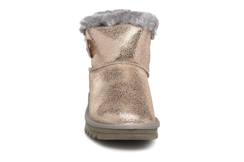 Grandes descuentos últimos zapatos Les Tropéziennes par M Belarbi Jaipur (Oro y bronce) - Botines  Descuento