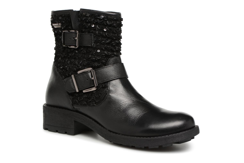Grandes descuentos últimos zapatos Les Tropéziennes par M Belarbi Amazone (Negro) - Botines  Descuento