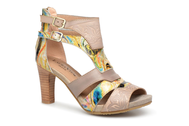 5b536d0f2f2be Grandes descuentos últimos zapatos Laura Vita Albane 138 (Gris) - Sandalias  Descuento f9f949 - totocasa.es