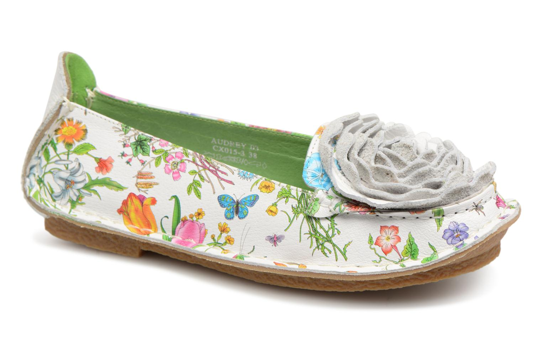 Grandes descuentos Audrey últimos zapatos Laura Vita Audrey descuentos 03 (Blanco) - Bailarinas Descuento f46b7f