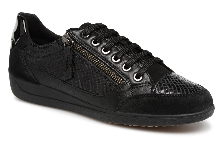 Grandes descuentos últimos zapatos Geox D MYRIA A D6468A NEW (Negro) - Deportivas Descuento