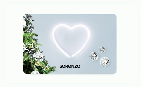 Carta regalo Sarenza