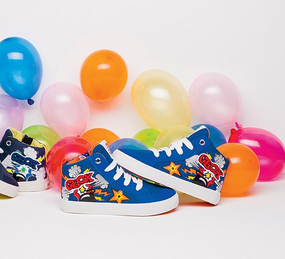kinderschoenen jongens geox sneakers