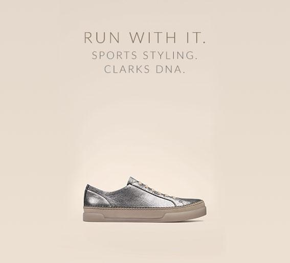 Nuova collezione scarpe donna Clarks