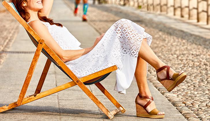 Sandaler fra Geox