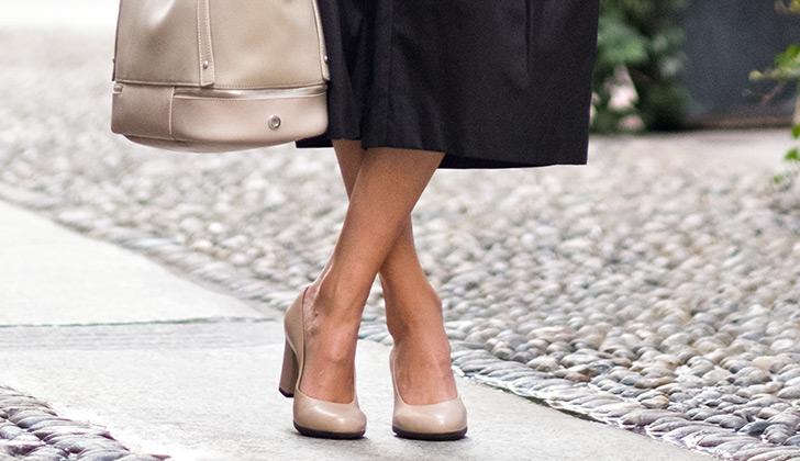 Komfortable sko Geox