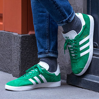 Must Have - Sneaker aus Nubuk