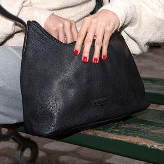 Inspiratie - Zwarte handtassen