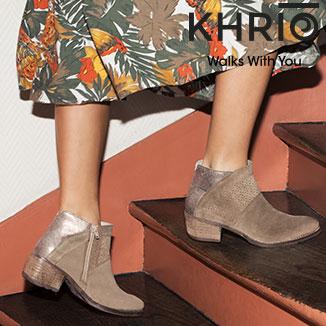 zapatos Khrio