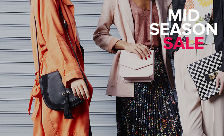 Mid Season Sale - Sarenzan kevätale