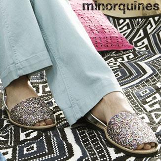Chaussure Minorquines