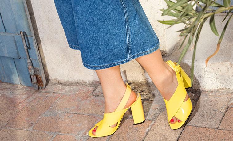Sandales chics