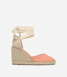 Sandales raphia Femme
