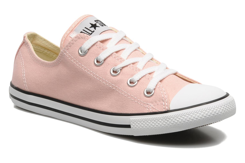 converse licht roze